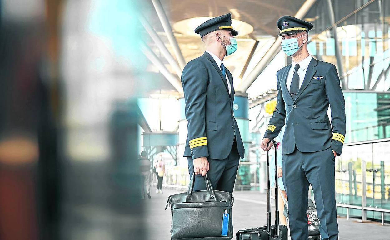 Los pilotos se quedan sin alas | Canarias7